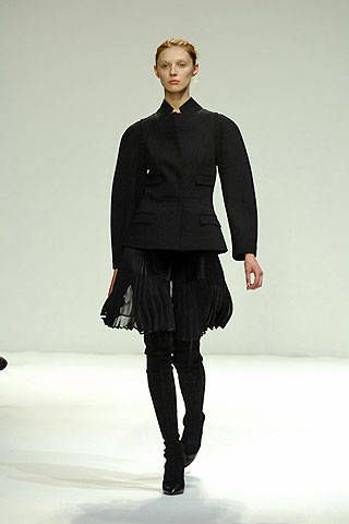 Narciso Rodriguez Fall 2008 Ready-to-wear Collections - 001