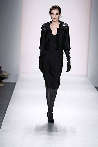 Angel Sanchez Fall 2008 Ready-to-wear Collections - 001