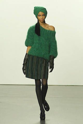 Doo Ri Fall 2008 Ready-to-wear Collections - 003
