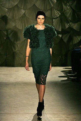 Malandrino Fall 2008 Ready-to-wear Collections - 001