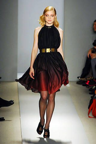 Reem Acra Fall 2008 Ready-to-wear Collections - 001
