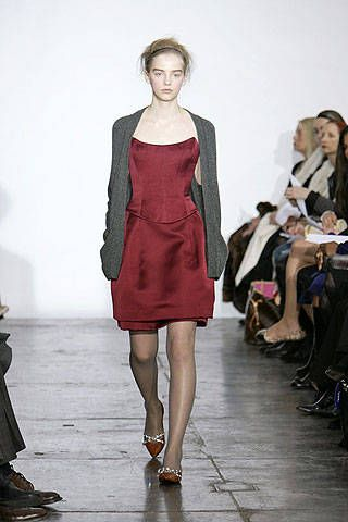 Isaac Mizrahi Fall 2008 Ready-to-wear Collections - 002