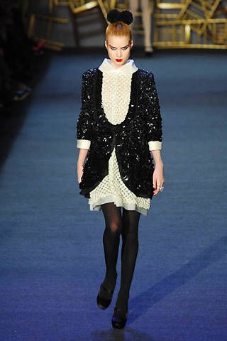 Zac Posen Fall 2008 Ready-to-wear Collections - 001