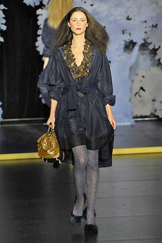 Cynthia Rowley Fall 2008 Ready-to-wear Collections - 001
