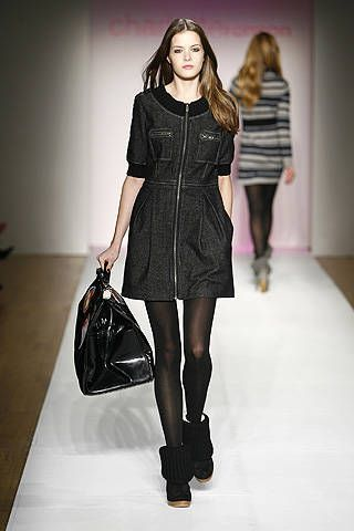 Charlotte Ronson Fall 2008 Ready-to-wear Collections - 002