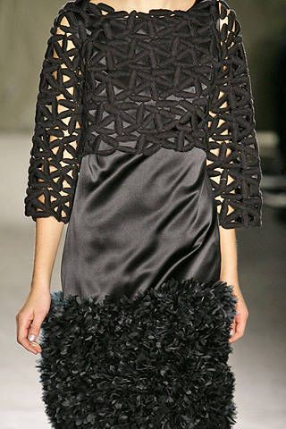 Malandrino Fall 2008 Ready-to-wear Detail - 001