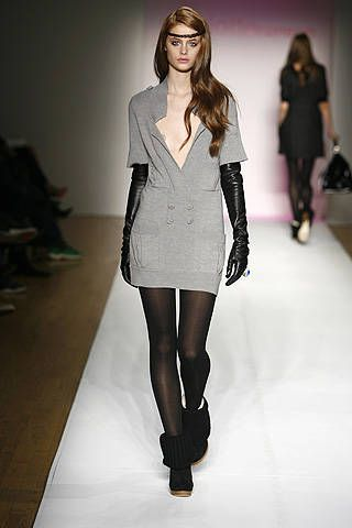 Charlotte Ronson Fall 2008 Ready-to-wear Collections - 003