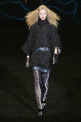 Custo Barcelona Fall 2008 Ready-to-wear Collections - 001