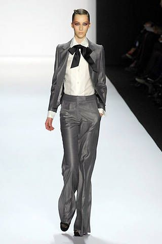 Bill Blass Fall 2008 Ready-to-wear Collections - 001