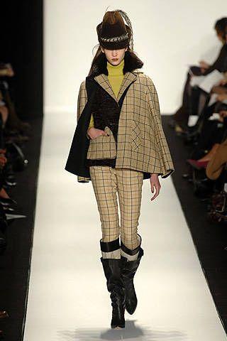 Carolina Herrera Fall 2008 Ready-to-wear Collections - 001