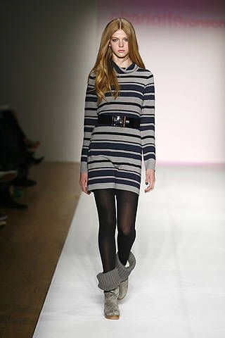 Charlotte Ronson Fall 2008 Ready-to-wear Collections - 001