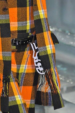 Y-3 Fall 2008 Ready-to-wear Detail - 001