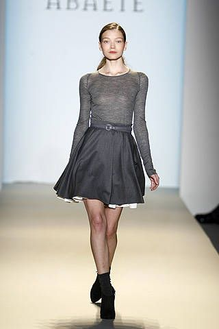 AbaetÃ{{{copy}}} Fall 2008 Ready-to-wear Collections - 001
