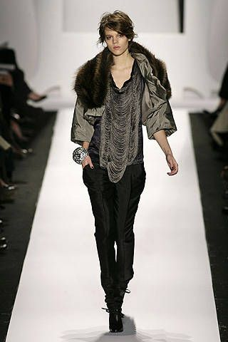 Vera Wang Fall 2008 Ready-to-wear Collections - 001