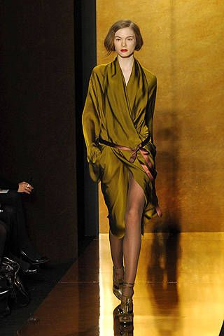 Donna Karan Fall 2008 Ready-to-wear Collections - 001