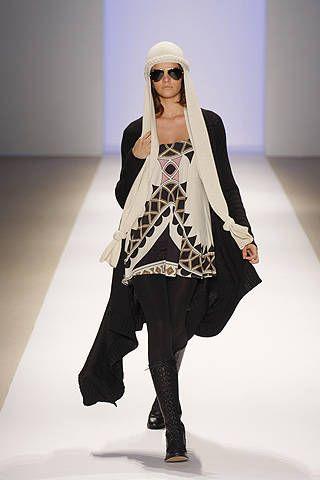 Mara Hoffman Fall 2008 Ready&#45&#x3B;to&#45&#x3B;wear Collections &#45&#x3B; 001