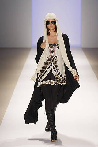 Mara Hoffman Fall 2008 Ready-to-wear Collections - 001