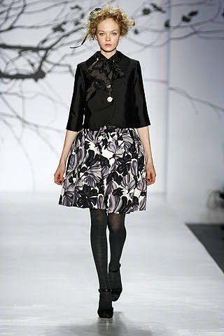 Milly by Michelle Smith Fall 2008 Ready-to-wear Collections - 001