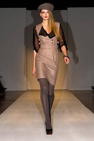 Eventide Fall 2008 Ready-to-wear Collections - 001