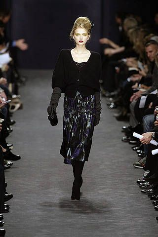 Derek Lam Fall 2008 Ready-to-wear Collections - 002