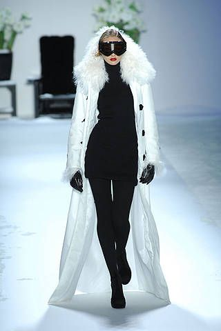 Zang Toi Fall 2008 Ready-to-wear Collections - 001