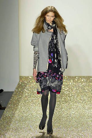 Rebecca Taylor Fall 2008 Ready-to-wear Collections - 001