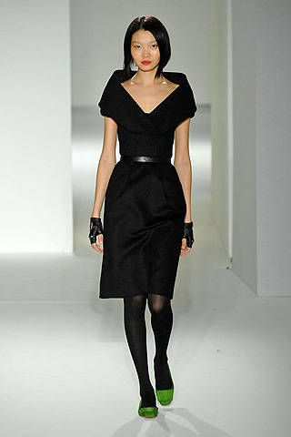 Jasper Conran Fall 2008 Ready-to-wear Collections - 001