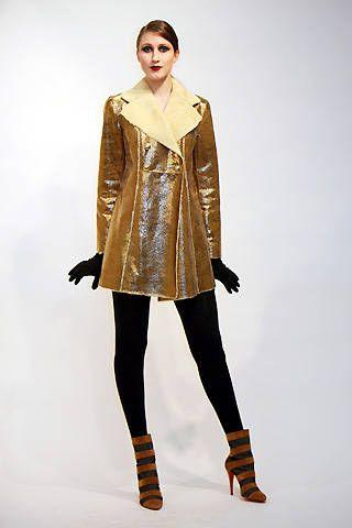 Stephen Burrows Fall 2008 Ready&#45&#x3B;to&#45&#x3B;wear Collections &#45&#x3B; 001