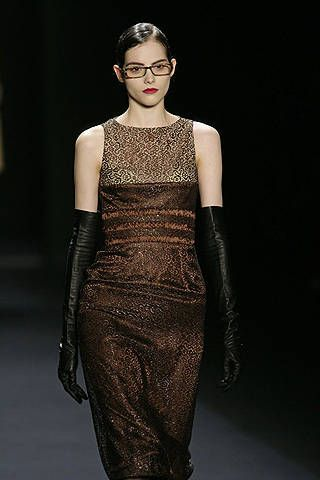 Carmen Marc Valvo Fall 2008 Ready-to-wear Detail - 003