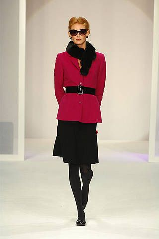 Caroline Charles Fall 2008 Ready-to-wear Collections - 001