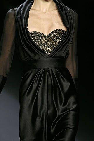 Carmen Marc Valvo Fall 2008 Ready-to-wear Detail - 001