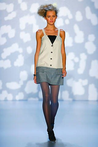 Twinkle by Wenlan Fall 2008 Ready-to-wear Collections - 001