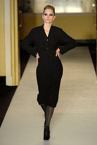 Paul Smith Fall 2008 Ready&#45&#x3B;to&#45&#x3B;wear Collections &#45&#x3B; 001