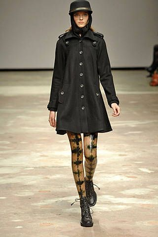 Emma Cook Fall 2008 Ready-to-wear Collections - 001