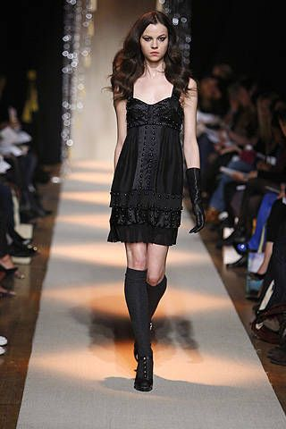 Development Fall 2008 Ready-to-wear Collections - 001