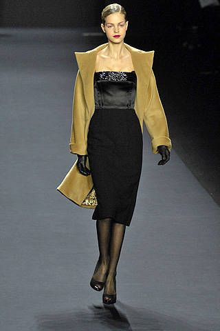 Carmen Marc Valvo Fall 2008 Ready-to-wear Collections - 001