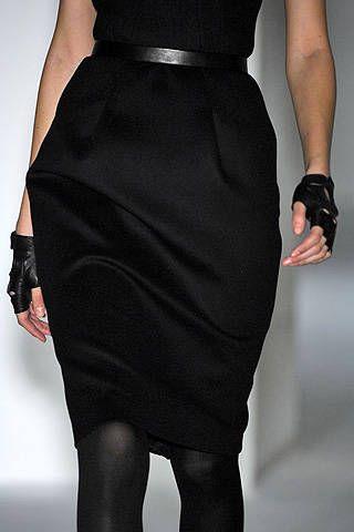 Jasper Conran Fall 2008 Ready-to-wear Detail - 001