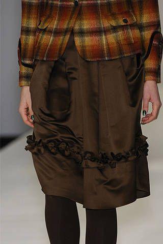 Paul Costelloe Fall 2008 Ready-to-wear Detail - 001