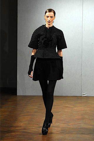 Modernist Fall 2008 Ready&#45&#x3B;to&#45&#x3B;wear Collections &#45&#x3B; 001