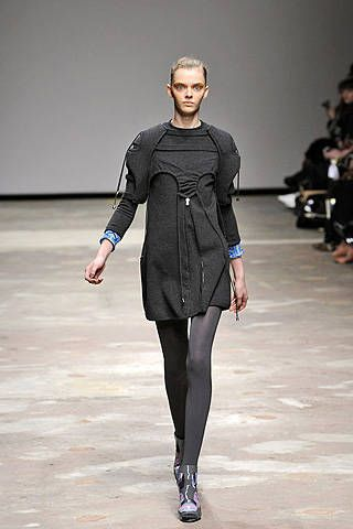 Louise Goldin Fall 2008 Ready-to-wear Collections - 001