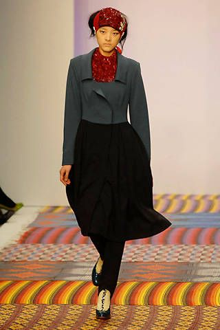 Betty Jackson Fall 2008 Ready-to-wear Collections - 001