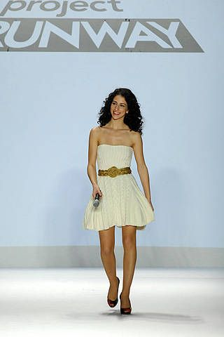 Project Runway Jillian Lewis Fall 2008 Ready-to-wear Collections - 001