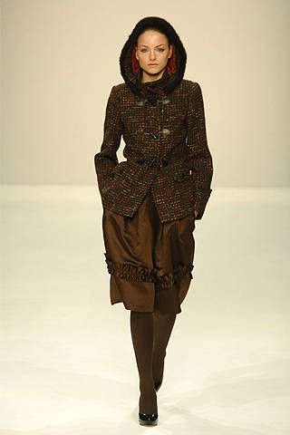 Paul Costelloe Fall 2008 Ready-to-wear Collections - 001