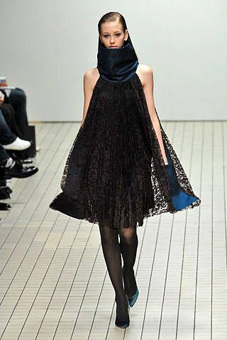 Erdem Fall 2008 Ready-to-wear Collections - 001