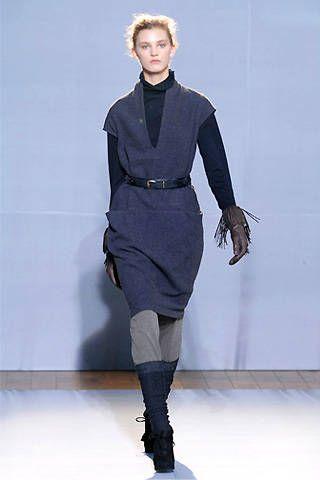 Nicole Farhi Fall 2008 Ready&#45&#x3B;to&#45&#x3B;wear Collections &#45&#x3B; 001