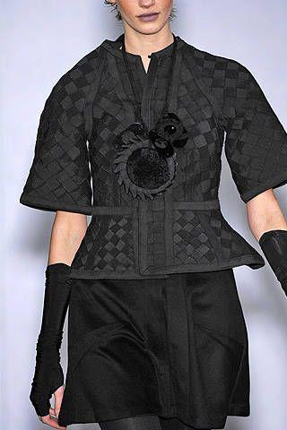 Modernist Fall 2008 Ready-to-wear Detail - 001