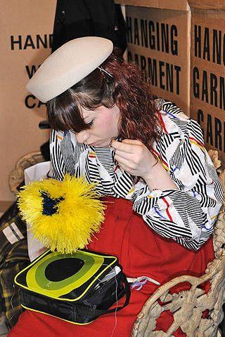 Erdem Fall 2008 Ready-to-wear Backstage - 001