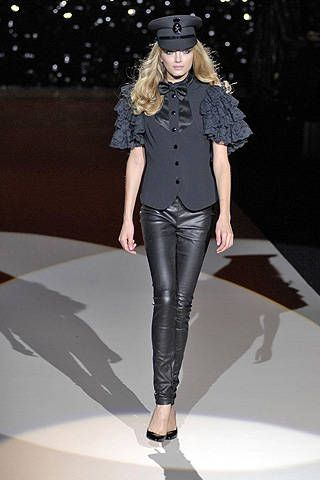 Temperley London Fall 2008 Ready-to-wear Collections - 001