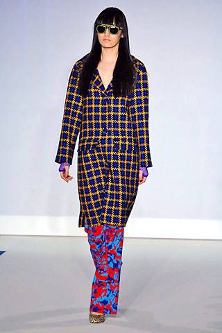 Duro Olowu Fall 2008 Ready-to-wear Collections - 001