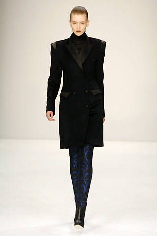 Jens Laugesen Fall 2008 Ready-to-wear Collections - 001